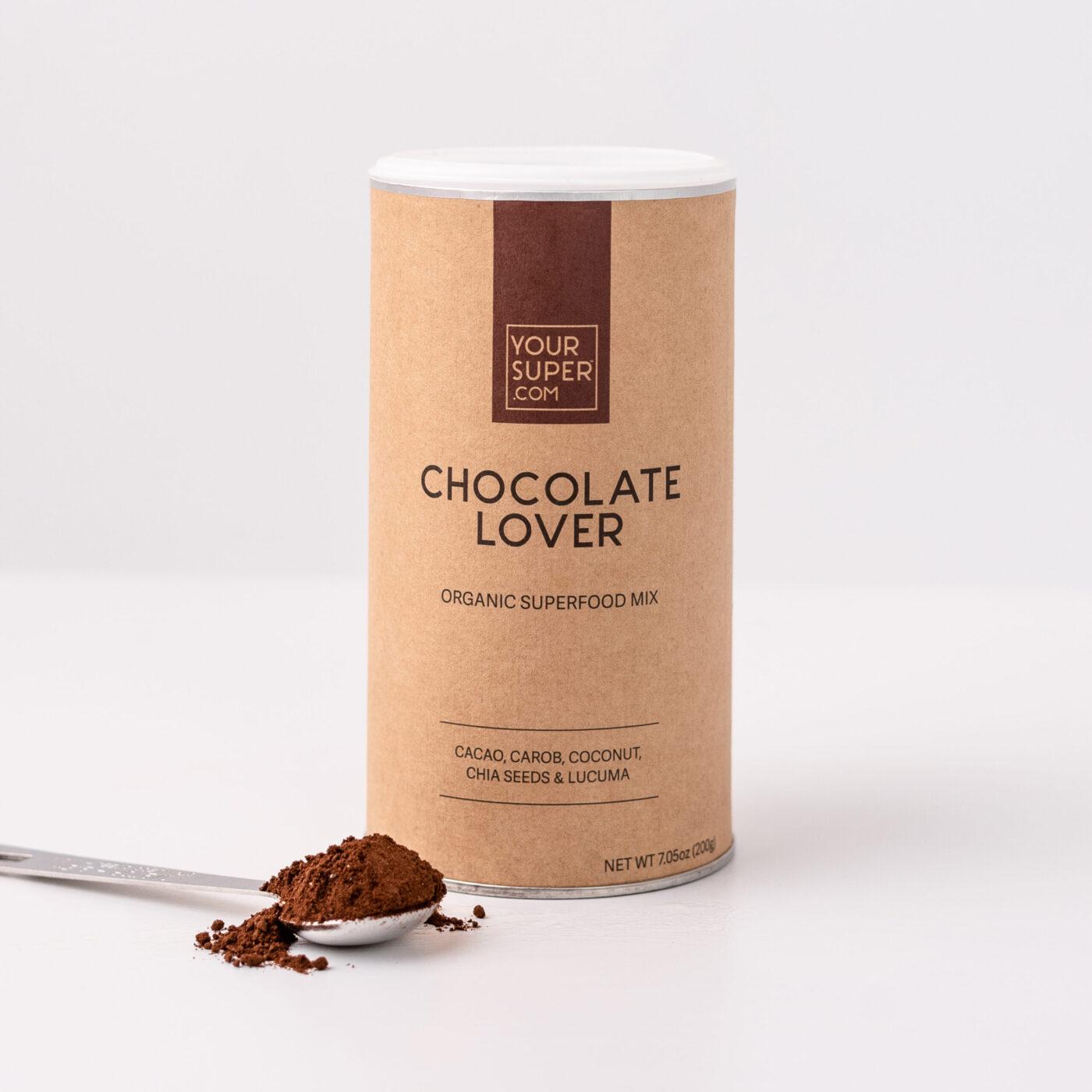 SMALIŽIŲ MIŠINYS CHOCOLATE LOVER